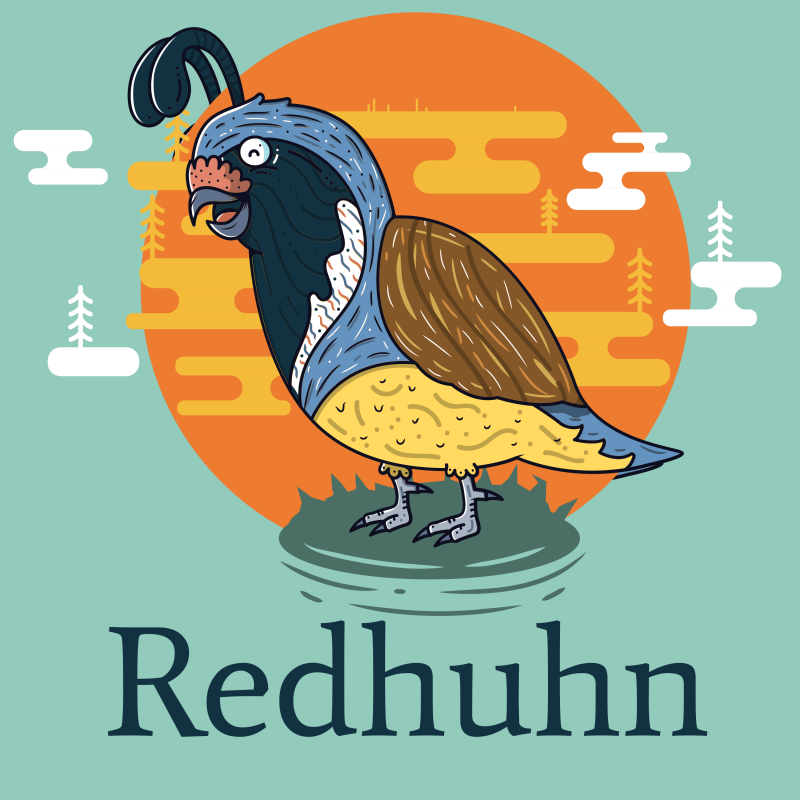 Cover: Redhuhn